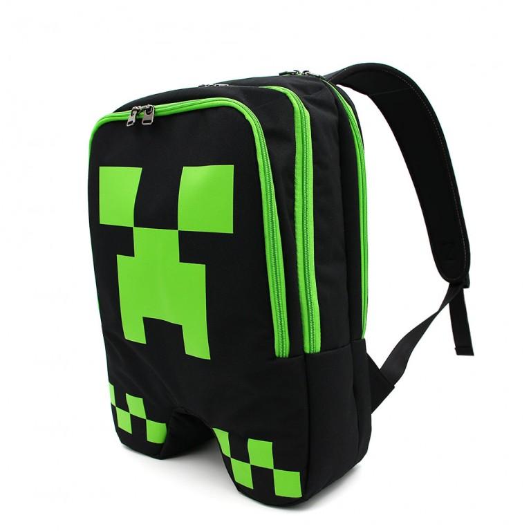 Рюкзак майнкрафт купить москва поясная сумка vs рюкзак vs сумка через плечо