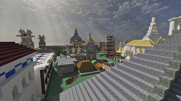 Minecraft Maskbro Civilizationcraft